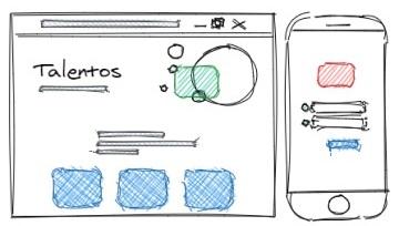Talentos Web & Interface Designer